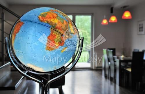 globus erika blue 50 cm pod wietlany. Black Bedroom Furniture Sets. Home Design Ideas
