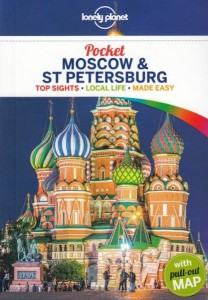 Moskwa i Petersburg / Moscow & St Petersburg. Przewodnik. Lonely Planet